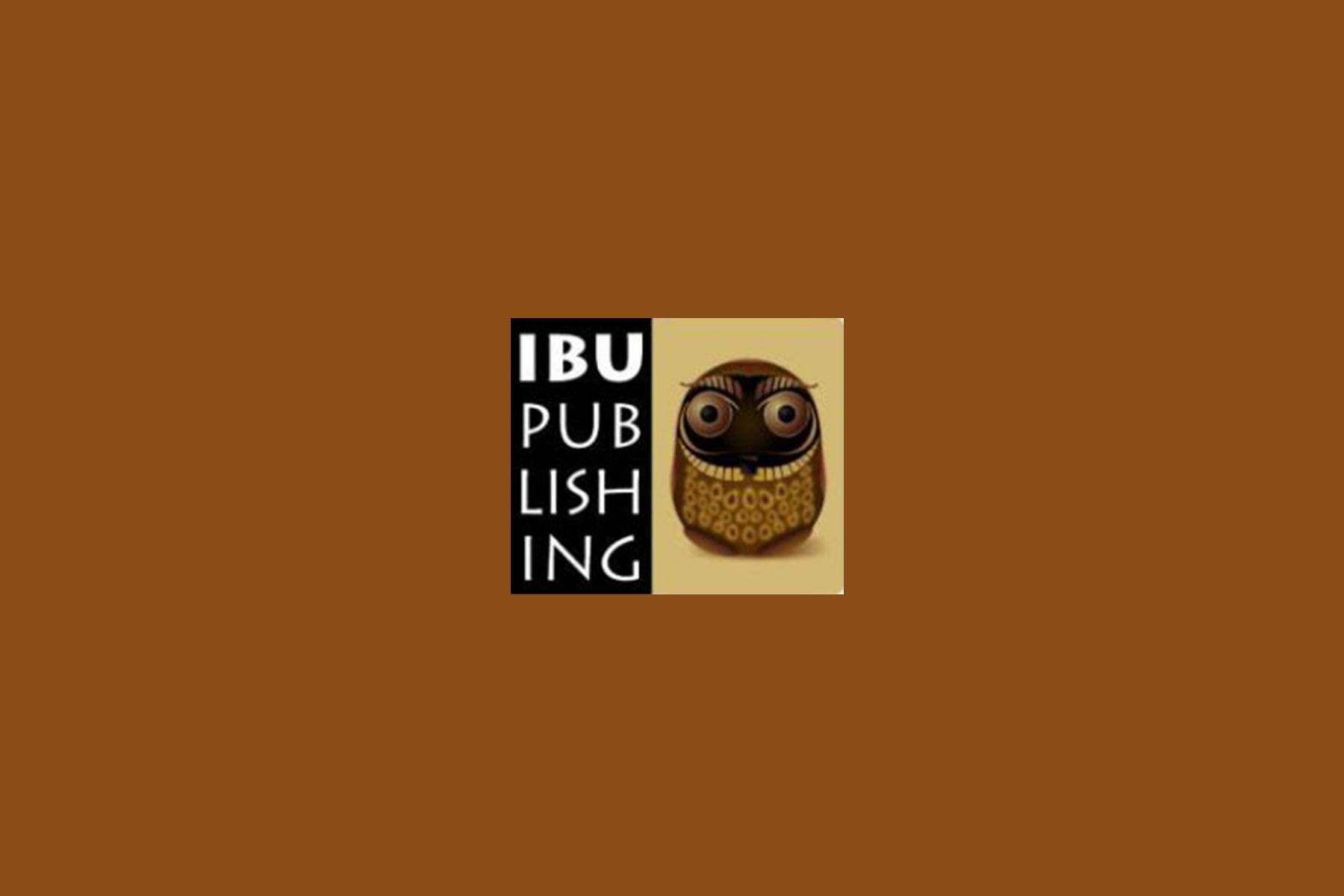 Logo design pentru Ibu Publishing – Editura romaneasca