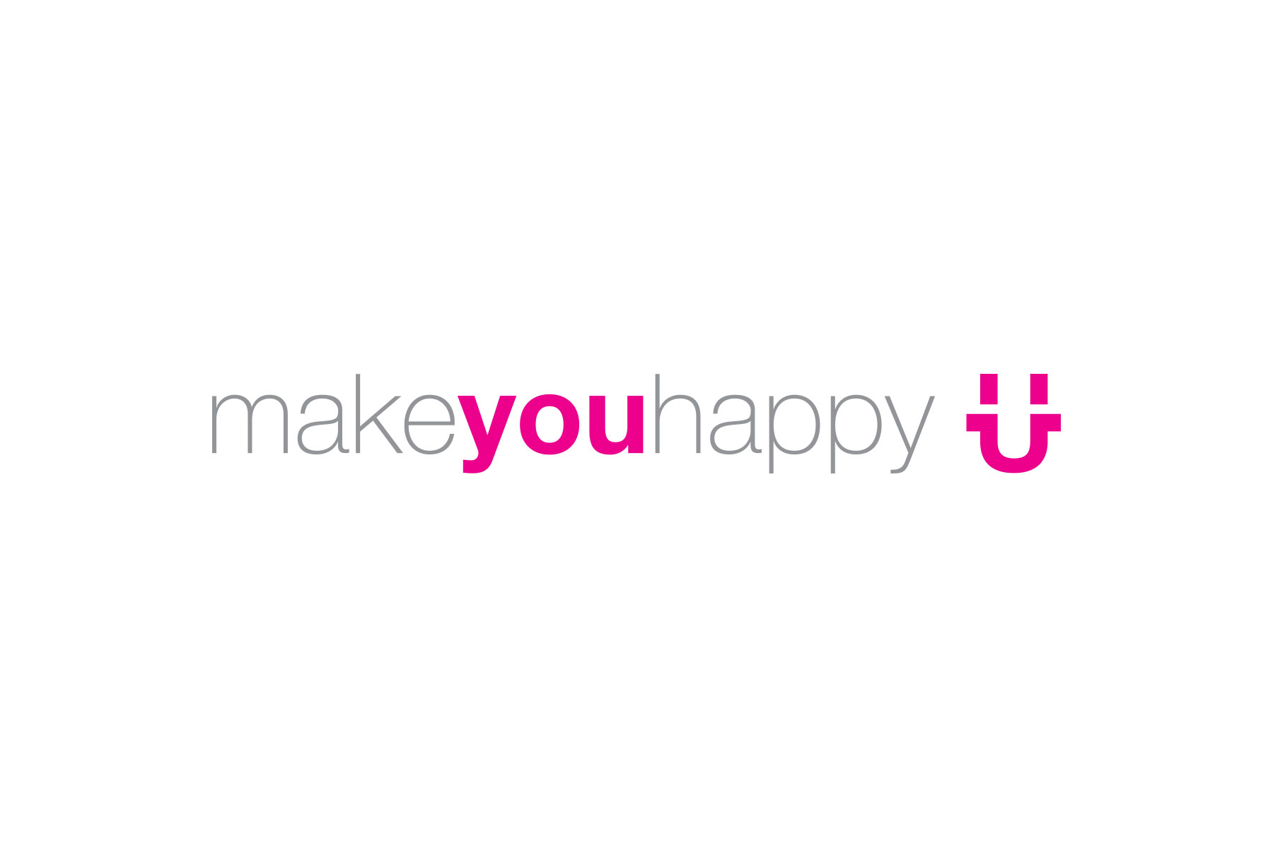 Logo design pentru Make You Happy – trader roman pe Amazon